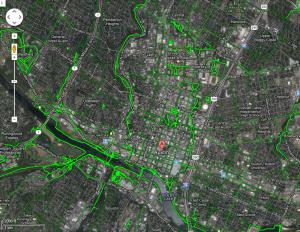 austin bike routes